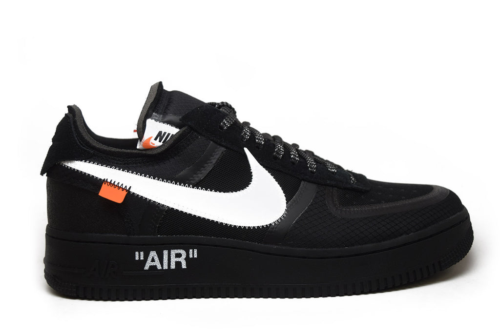 Nike Air Force 1 Low Off-White Black