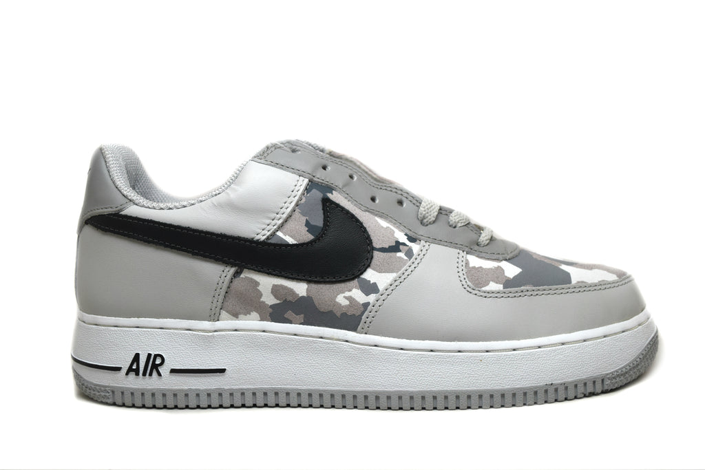 Nike Air Force 1 Low Neutral Grey Camo