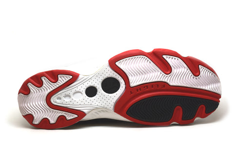 Nike Air Afterburner Flight Black White Varsity Red