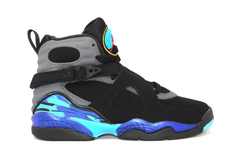 Air Jordan 8 Retro Aqua BG GS