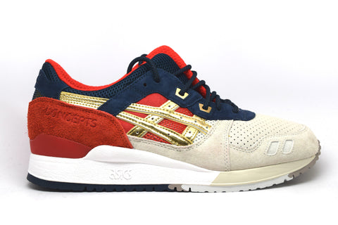 Asics x CNCPT Gel-Lyte III Boston Tea Party