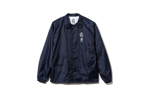 Supreme Independent Fur Collar Bomber Jacket Black