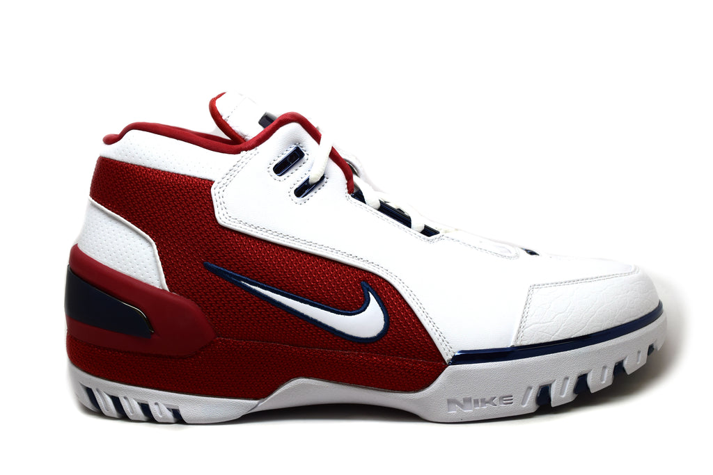028cb634c360 Nike Air Zoom Generation Retro First Game 2017