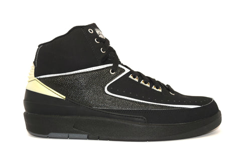 8d06ee514b4cfe Air Jordan 2 Retro Black Chrome ...