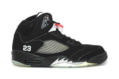 Air Jordan 5 Retro Black Metallic 2007