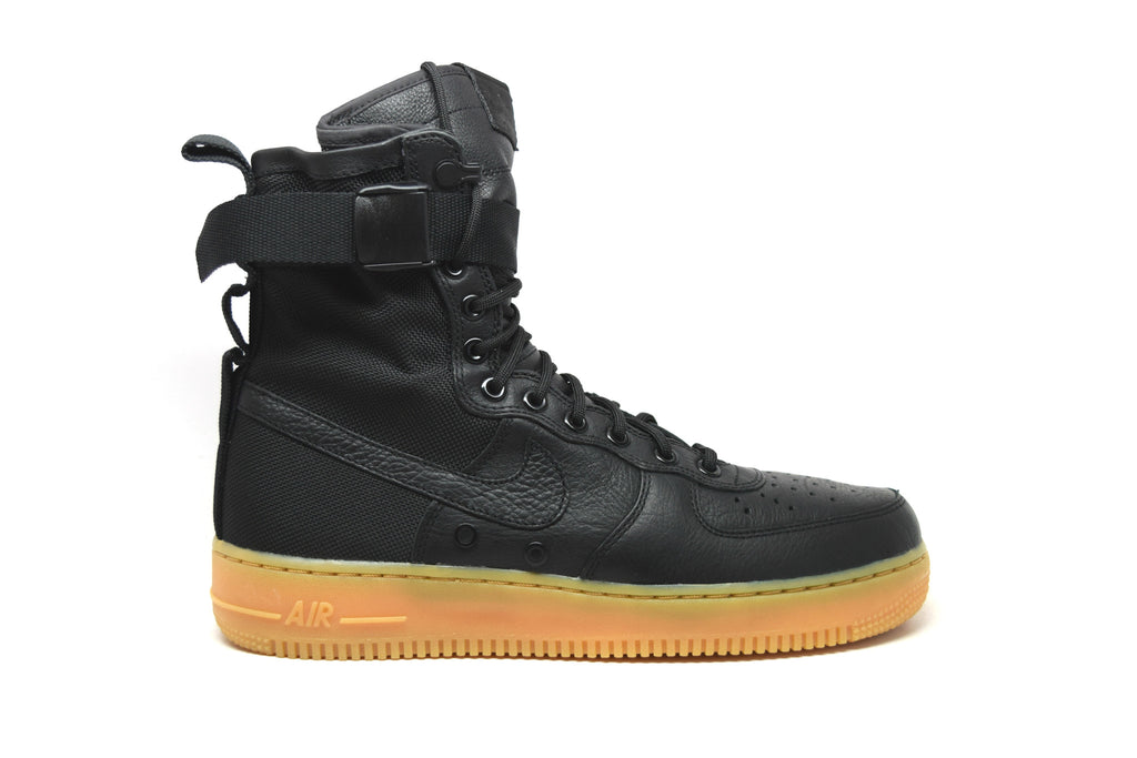 Nike Air Force 1 Special Forces Black Gum