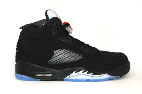 Air Jordan 5 Retro Black Metallic BG GS 2016