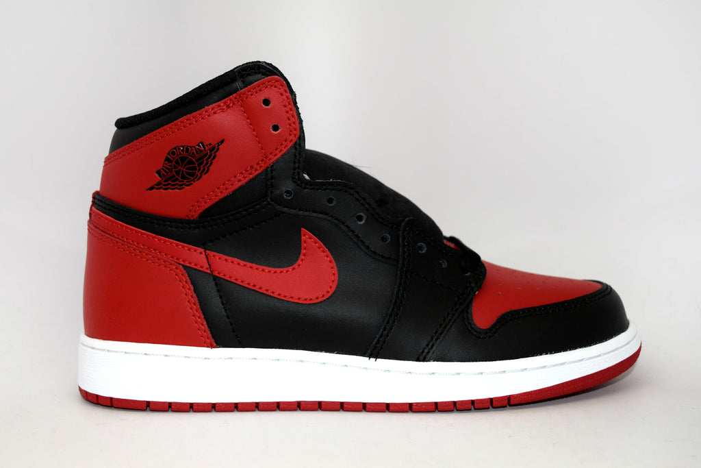 Air Jordan 1 Retro Bred/Banned 2016 GS