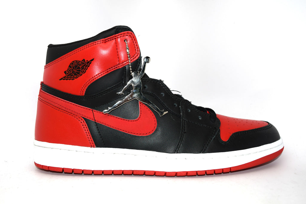 Air Jordan 1 Retro Bred 2001
