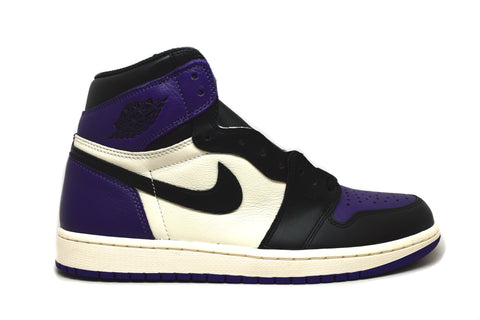 Air Jordan 1 Retro High Court Purple