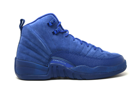 Air Jordan 12 Retro Deep Royal GS