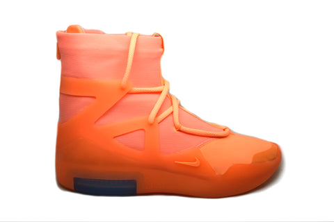 Nike Air Fear Of God 1 Orange Pulse