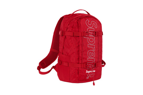 Supreme Backpack FW18 Red