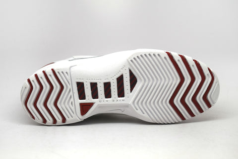 Nike Air Generation Lebron White Varsity Crimson GS