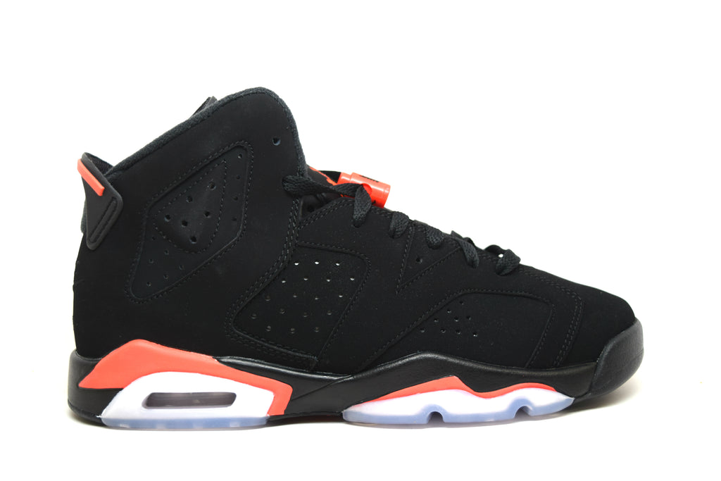 Air Jordan 6 Retro Black Infrared 2019 GS