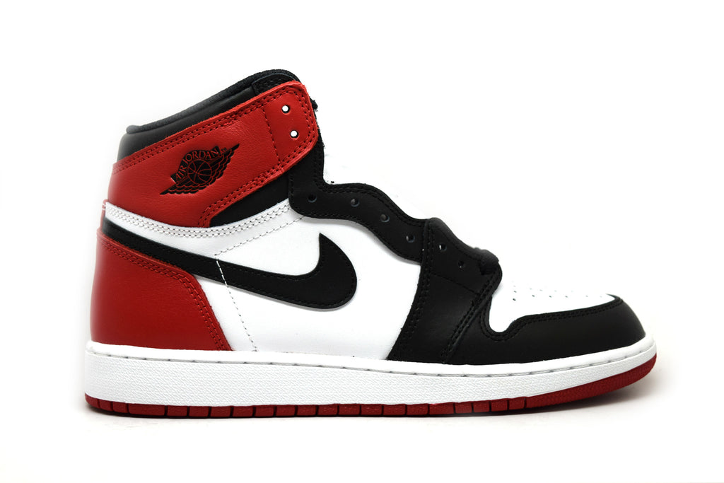 Air Jordan 1 Retro Black Toe GS 2016