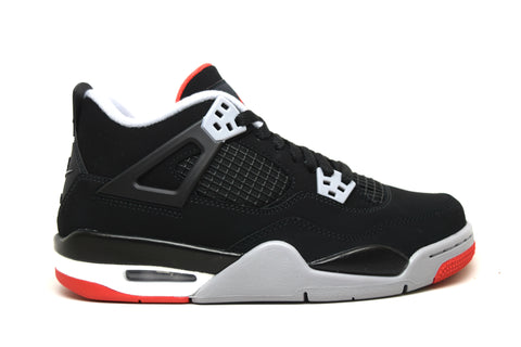 b1aa63f555a98a Air Jordan 4 Retro Bred 2019 GS ...