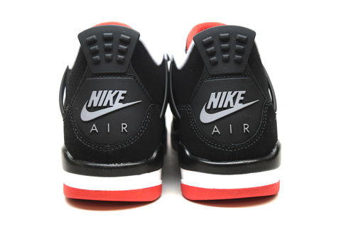Air Jordan 4 Retro Bred 2019 GS