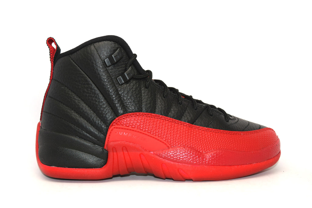 Air Jordan 12 Retro Flu Game BG GS 2016