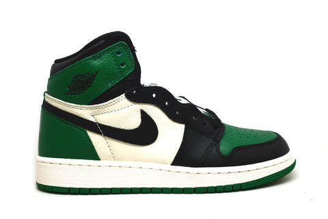 Air Jordan 1 Retro High Pine Green GS