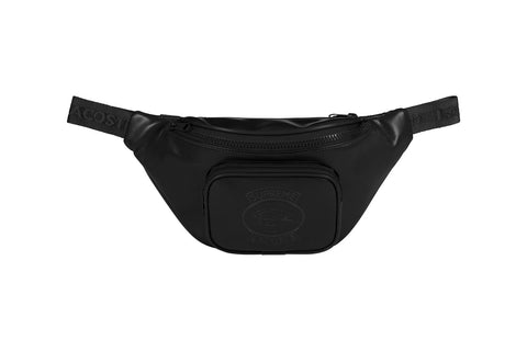 Supreme LACOSTE Waist Bag Black