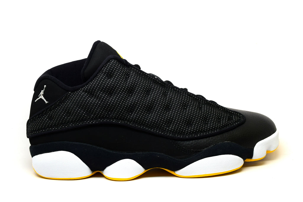 Air Jordan 13 Retro Low Black Varsity Maize