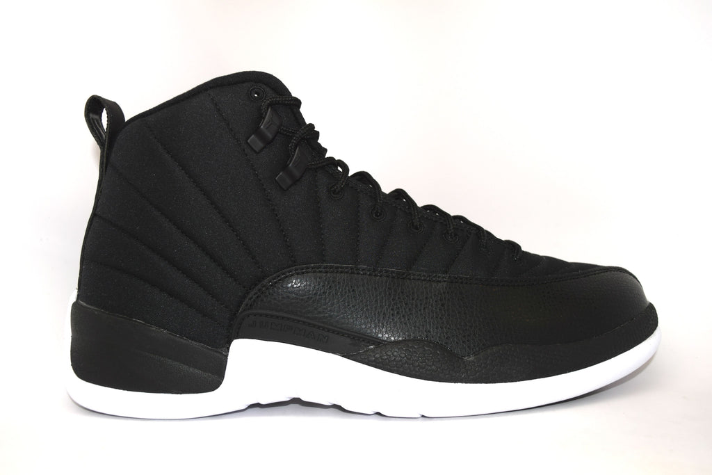 Air Jordan 12 Retro Black Nylon/Neoprene