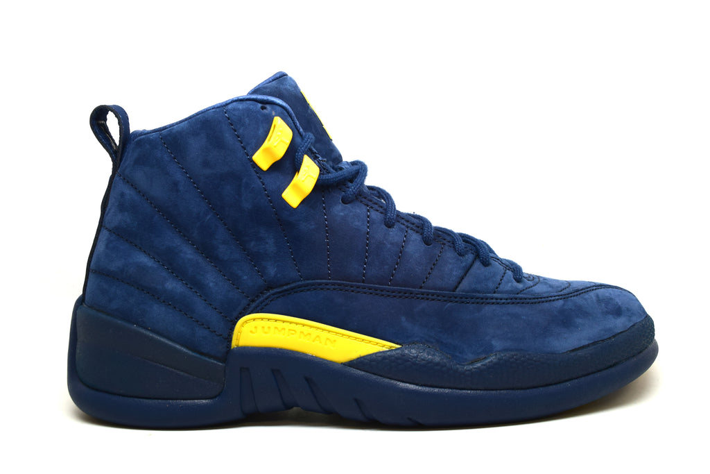 Air Jordan 12 Retro Michigan