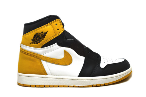 Air Jordan 1 Retro High Yellow Ochre