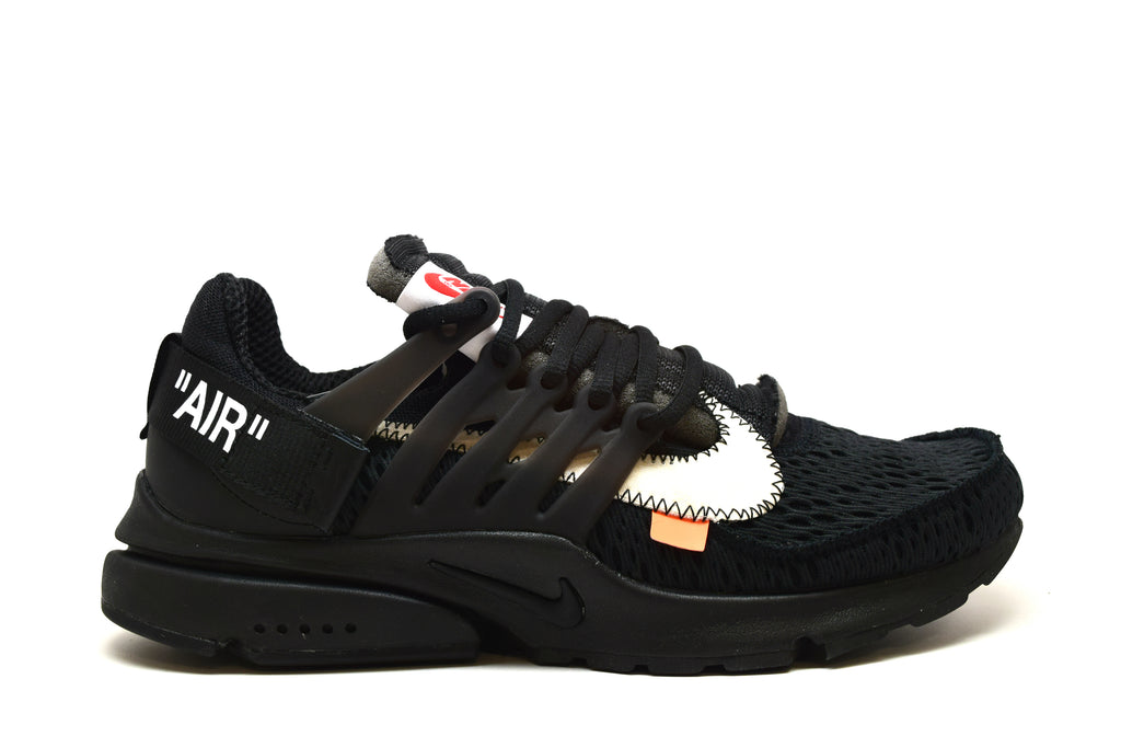 Nike Air Presto Off White Black