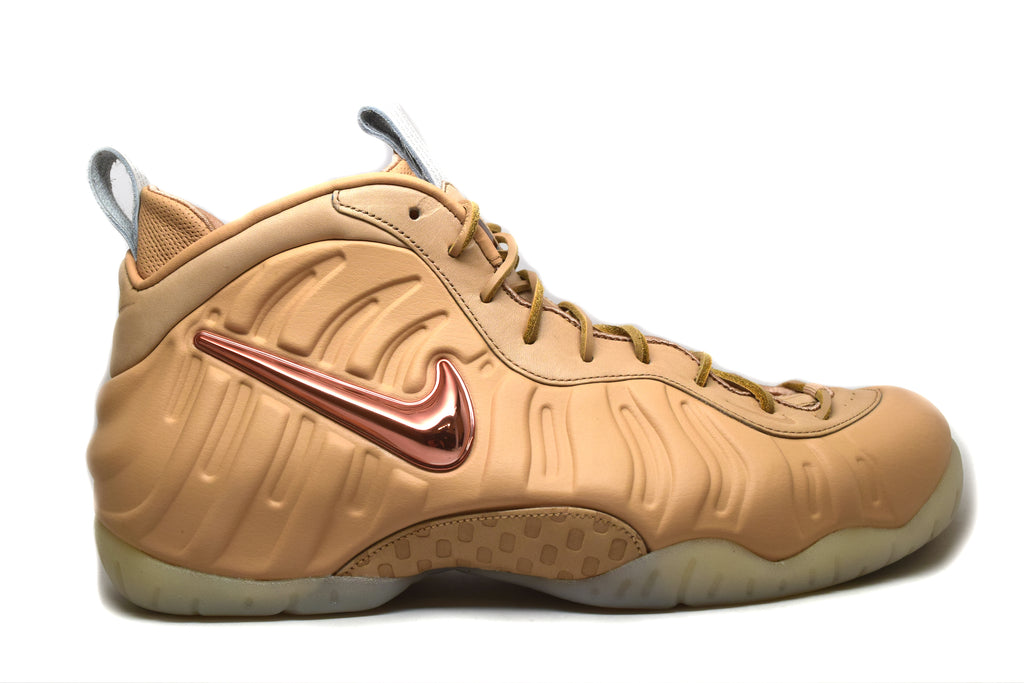 Nike Air Foamposite Pro All Star Vachetta Tan