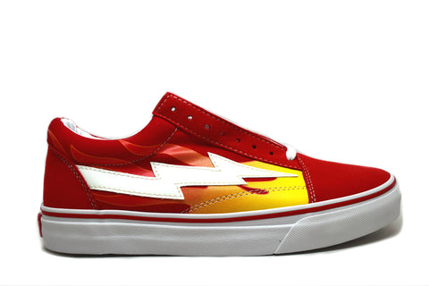 Revenge X Storm Low Top Red
