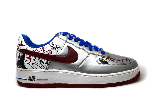 brand new 0a94b b744b Nike Air Force 1 Premium Lebron Collection Royale ...