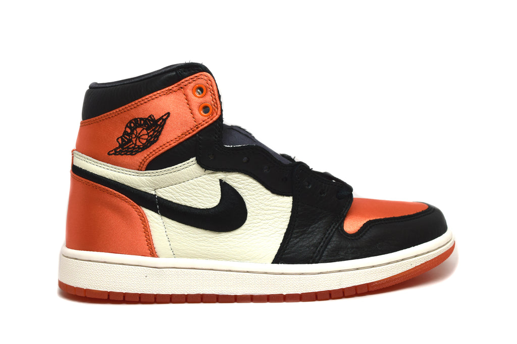 Air Jordan 1 Retro High Satin Shattered Backboard WMNS