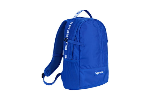 Supreme SS18 Backpack Royal