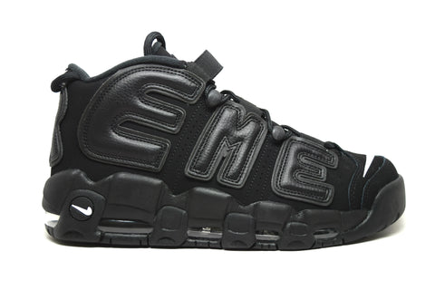 "Nike Air More Uptempo ""Suptempo"" Black"