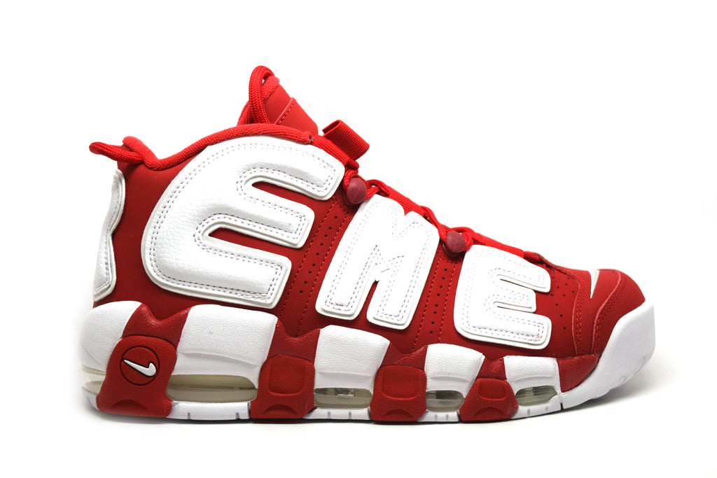 "Nike Air More Uptempo ""Suptempo"" Red"