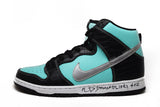 Nike Dunk High PRM SB Tiffany Diamond (Signed by Nicky Diamonds)