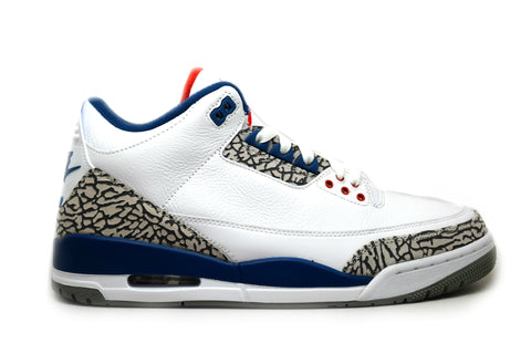 Air Jordan 3 Retro True Blue 2016