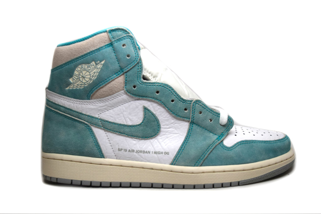 Air Jordan 1 Retro Turbo Green