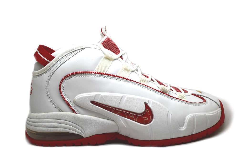 Nike Air Max Penny 1 White Varsity Red