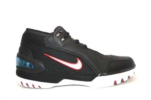 Nike Air Zoom Generation Black White Crimson