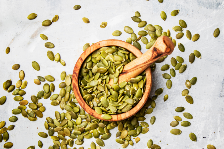 Why Raw Pumpkin Seeds? Part 2 - Nutrition