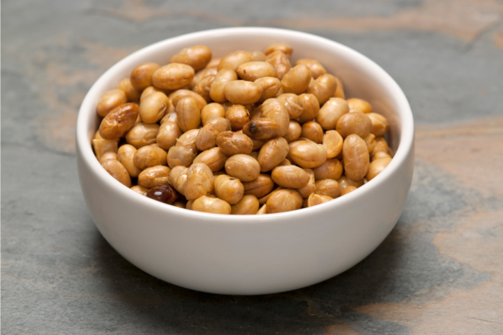 Toasted Soybeans