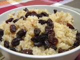 Organic Breakfast Quinoa - Simple and Delicious
