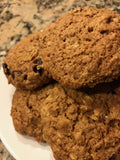 Cranberry Oat Cookies - Simple and Organic