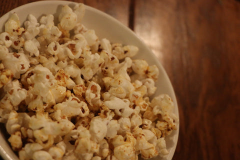 Spicy Popcorn - Simple and Delicious