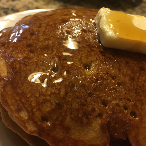 Organic Buckwheat Pancakes ~ Be Still Farms- Real, Fine Organics