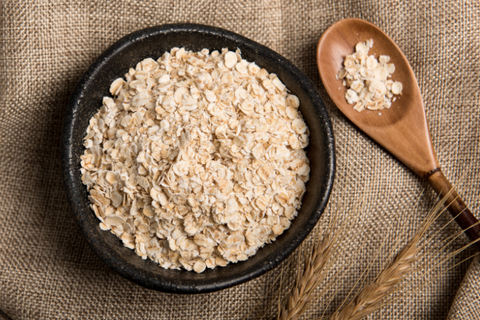 Whole Rolled Oats - Be Still Farms