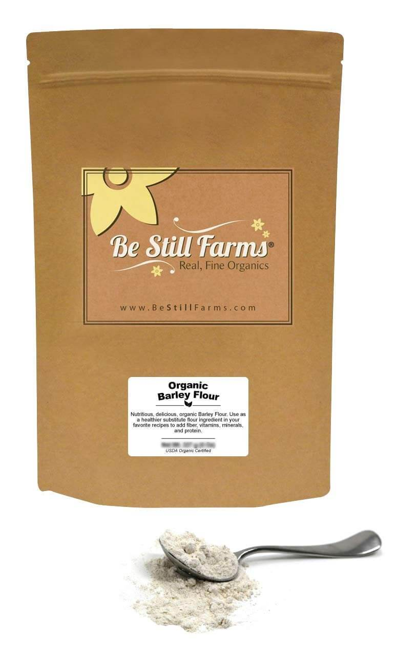 Barley Flour - Be Still Farms